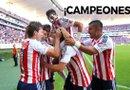 Las Chivas ganaron el título en su segunda final consecutiva que disputan después de que hace seis meses la perdieron con el Puebla en la final de la Copa del Clausura 2015.