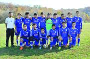 Equipo de la categoría Sub-15 de International FC.