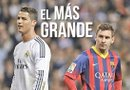 Junto a polémica reciente por definir quién es el mejor entre Cristiano Ronaldo y Lionel Messi, siempre surge la de determinar quién se llevaría las palmas como el jugador más grande de todos los tiempos. Foto: Archivo