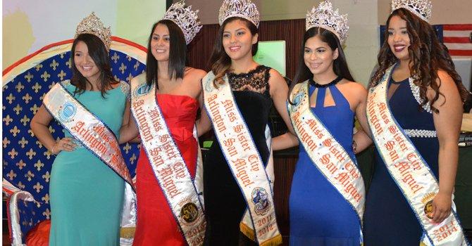 Ex reinas del comité Sister Cities se hicieron presentes para celebrar los 10 años de trabajo de la organización que funciona con voluntariado.