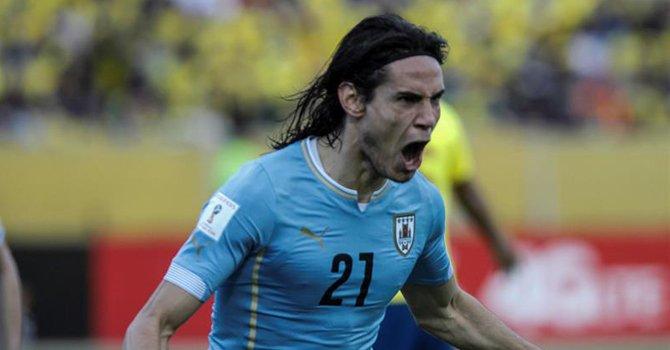 Uruguay y Chile vuelven a medirse tras el incidente entre Cavani y Jara
