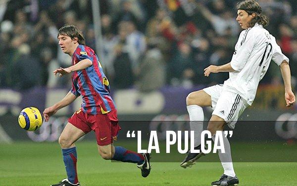 Lionel Messi, una pesadilla para el Real Madrid