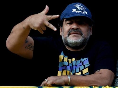 Diego Maradona continuará su recuperación física en Caracas