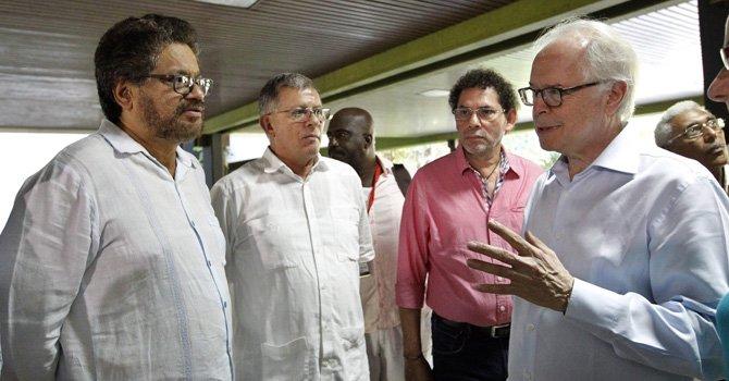 Colombia está a un paso de la paz