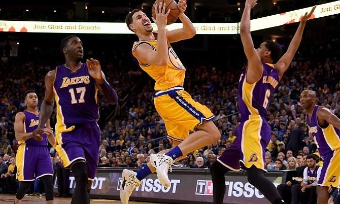 Warriors hizo historia: 16-0 es el mejor inicio en la NBA