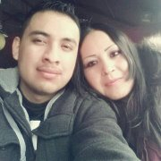 María Guillén agradece a su novio Rogelio Solano por el órgano que le donó en enero.