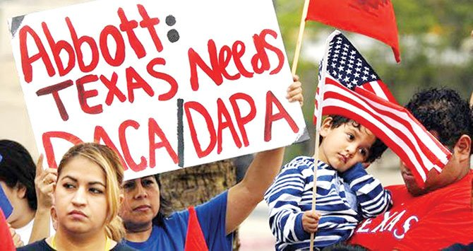 Esperanza  para DACA/DAPA