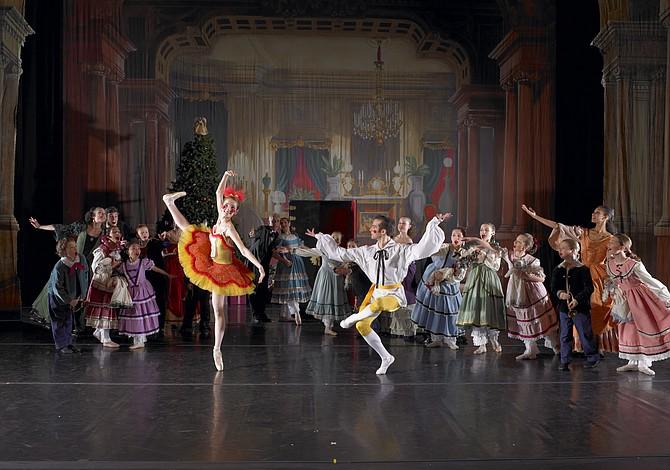 José Mateo Ballet presenta su versión del Cascanueces