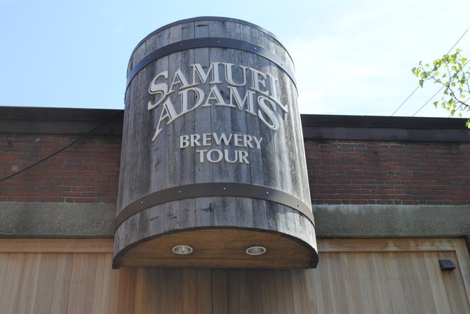 Cervecería Sam Adams