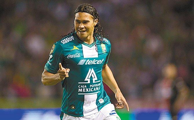 Chivas fichó a 'Gullit' Peña