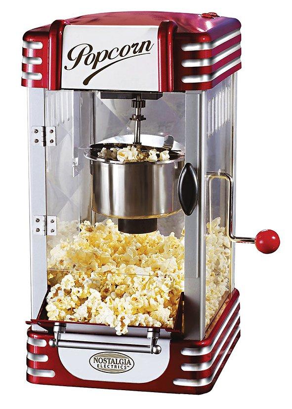 Máquina de palomitas Domena FC 170 Precio: $144 USD