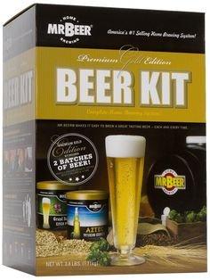 Kit para elaborar cerveza artesana red ale De Family Beer  Precio: $73 USD.