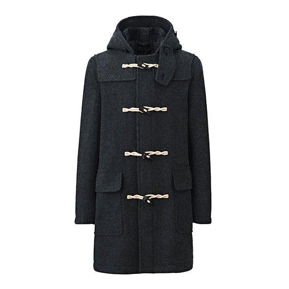 Trenca de lana Uniqlo  Precio: $138 USD