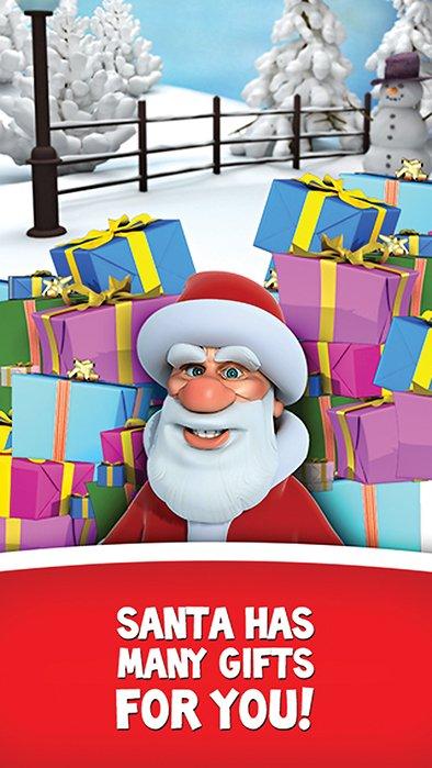 Para aquellos que les gusta el canto. Permite grabar un villancico personalizado para felicitar por Navidad y Año Nuevo a quién quiera. ¿Tiene afinada la voz?  Para smartphones con sistema operativo iOS.