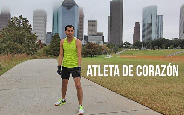 Lawrence Barajas de Mega 101.1 correrá tres maratones por los estudiantes de Houston