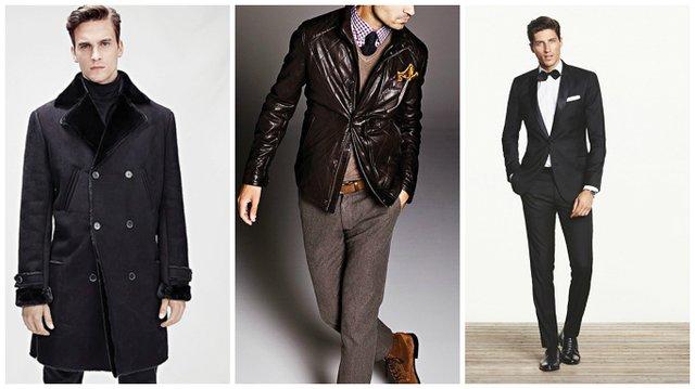 Si desea el traje formal. Un traje que le permite acudir a la celebración, nunca estará de más que su estilo sea del todo elegante. ¿Qué le parece un esmokin? Quizás demasiado elegante para algunos, pero una elección ganadora para el tipo de celebraciones de fin de año.