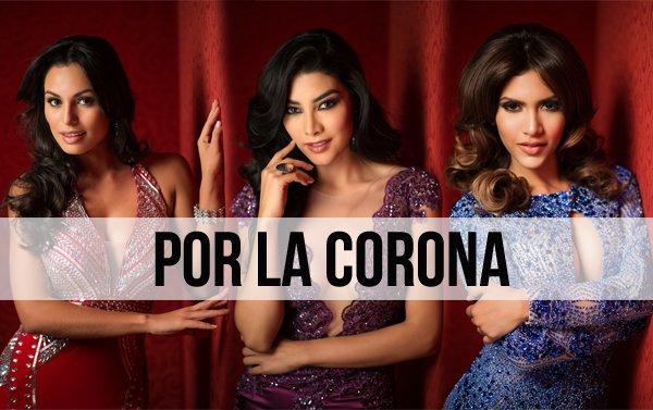 Las latinas de Miss Universo 2015
