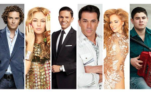 Los famosos y sus escándalos en el 2015
