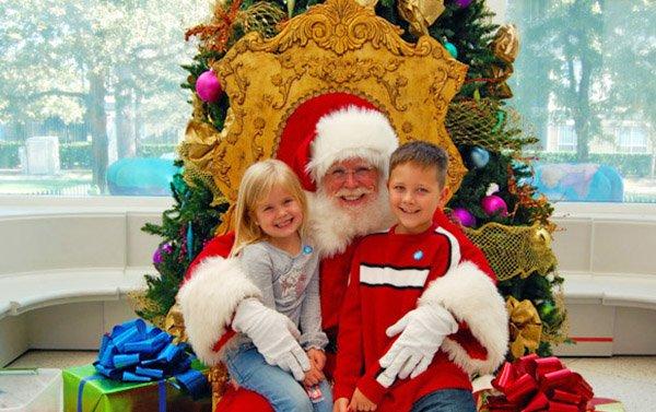 Lleve a sus hijos a conocer a Santa Claus en el Museo de los Niños en Houston