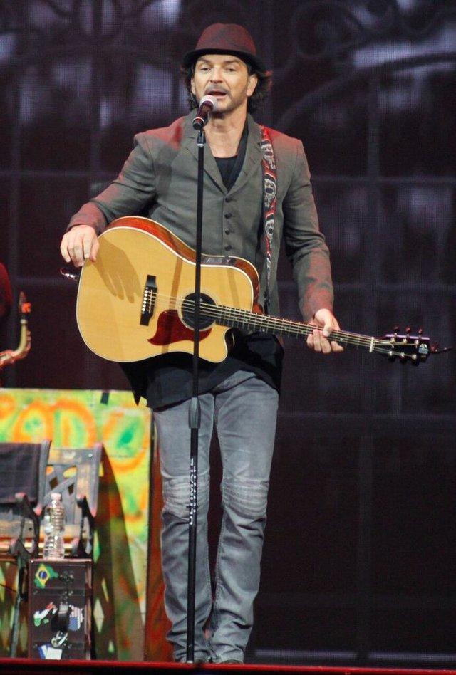El 22 de marzo, el cantante guatemalteco llegó para presentarse en un concierto en el que  sus éxitos adornaron el ambiente de una velada muy especial para sus seguidores.