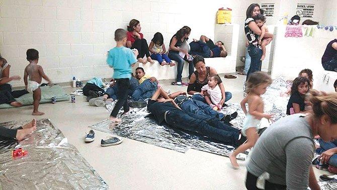 Nueva oleada de niños inmigrantes