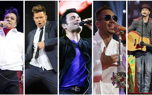 SemanaNews en los mejores conciertos del 2015