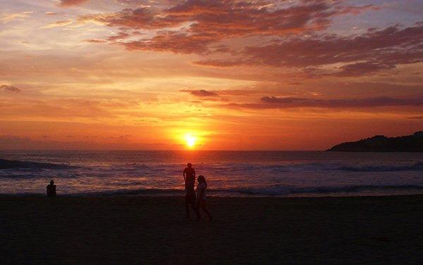 """""""Además de la ciudad de Oaxaca (capital del estado) y la belleza de playas y bahías como Huatulco, Puerto Escondido y Zipolite tenemos mucho más que ofrecer"""", expresó Martínez. Foto: EFE"""