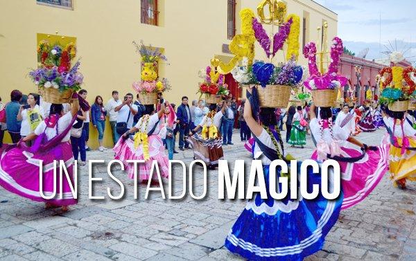 Oaxaca, en México, tiene mucho que ofrecer a sus visitantes