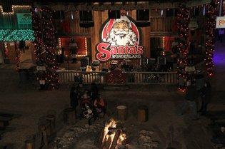 Santa's Wonderland en College Station