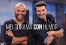 Jencarlos Canela y Amaury Nolasco forma parte del elenco de Telenovela, la serie que según ambos marcará una pauta en la televisión estadounidense. Foto: Domingo Banda