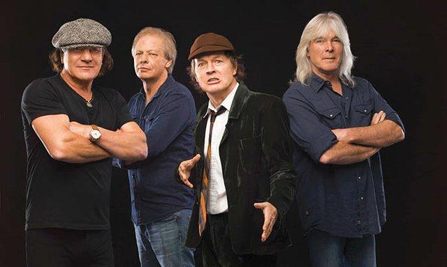 Los héroes de hard-rock australianos vuelven a Houston por primera vez en 6 años con su Roca or Bust World Tour. La banda llega después de participar en la 57ª edición de los Premios Grammy y en Coachella.