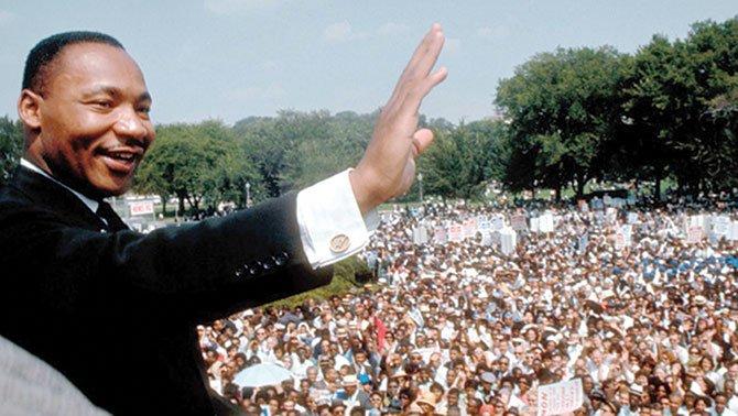 Recordando a MLK