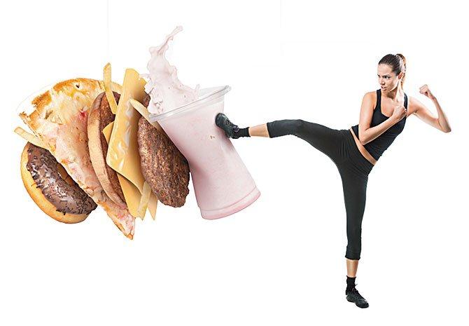 6 Mitos de las dietas