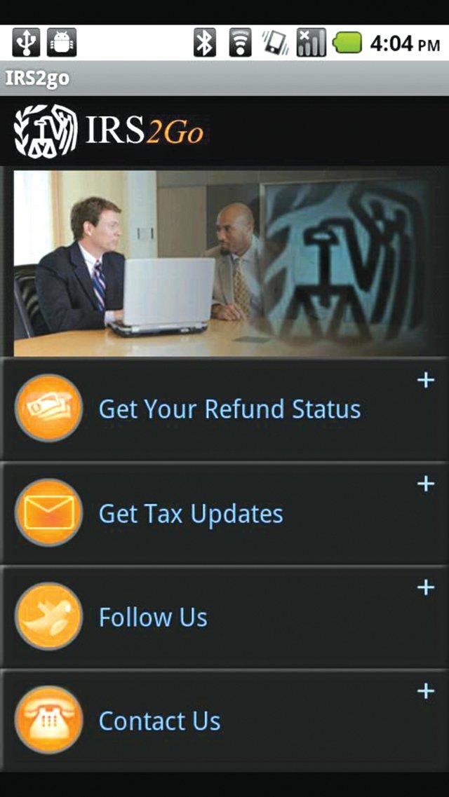 Monitoriza estado de reembolsos al ser una app del Internal Revenue Service. Le dirá si su reembolso ya fue presentado, fue aceptado o si ya puede esperarlo. Incluso en qué forma de pago lo recibirá.