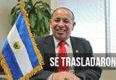 El cónsul general de El Salvador en Houston, Héctor Amaya, presidió la ceremonia de inauguración de la nueva sede consular de su país, que acaba de cambiar de domicilio a un lugar más amplio y seguro. Foto: Sylvia Obén