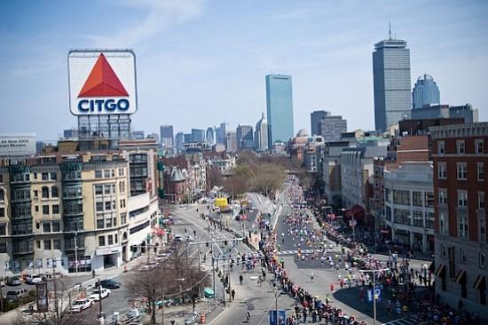 La señal de Citgo se queda en Boston