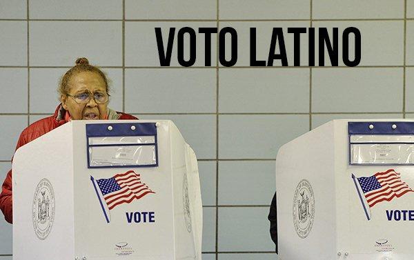 Activistas se movilizan para animar a los hispanos a acudir a las urnas