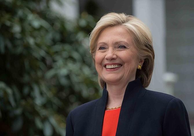 Hillary Clinton viene hoy a Boston a un evento de campaña