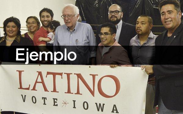 Los caucus de Iowa y su lección para los hispanos