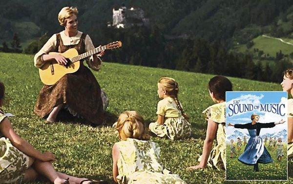 El clásico que cautiva corazones hasta el día de hoy. Julie Andrews en el papel más representativo de su ilustre carrera.
