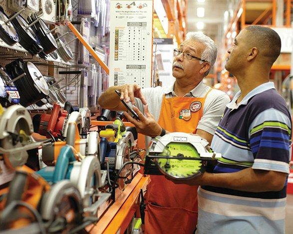 Casi 600 puestos de trabajo en austin periodico el mundo for Home depot sucursales
