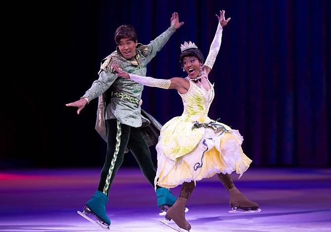 Patinador brasileño forma parte del mágico equipo de Disney On Ice