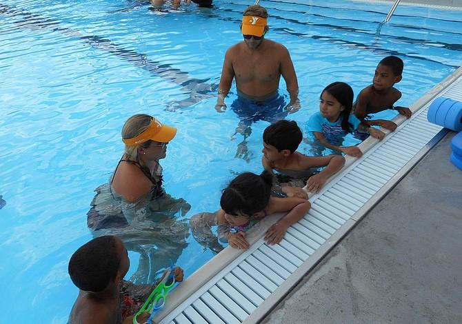 Gratis: Aprende a nadar en la semana de vacaciones escolares