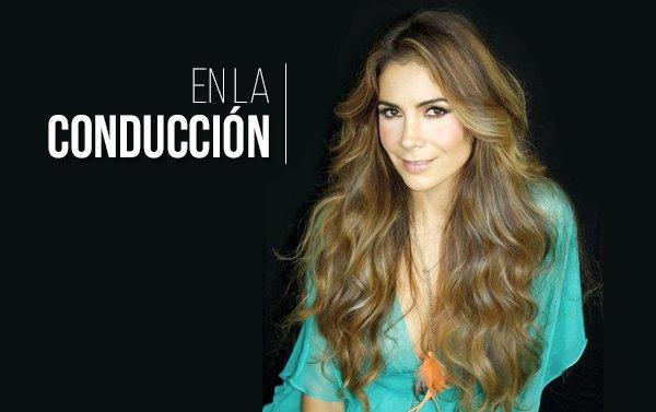 Patricia Manterola es la nueva presentadora de La Voz Kids