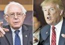 El magnate Donald Trump lideró la carrera republicana en las primarias de Nuevo Hampshire, mientras que el senador Bernie Sanders ganó la demócrata./Foto:EFE