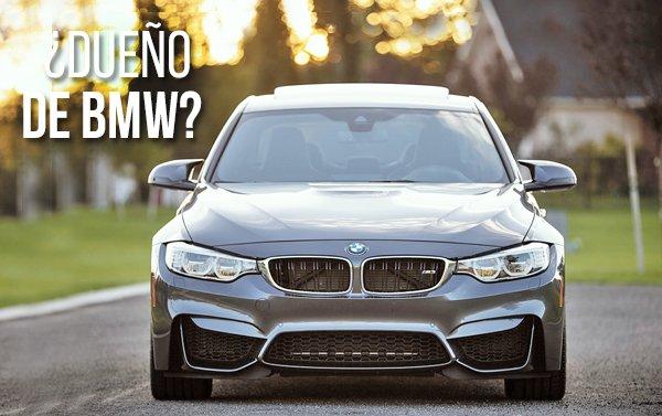 BMW llamará a revisión 840,000 vehículos por los airbag defectuosos