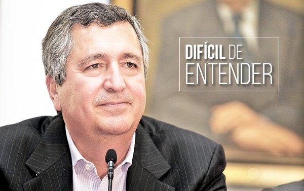 Jorge Vergara se niega a prestar a sus jugadores a la selección nacional