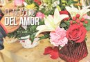 El precio promedio de una docena de rosas para San Valentín es de $60 dólares. Foto: Marina Gil