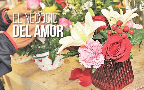 Rosas rojas, las preferidas de los enamorados para este Día de san Valentín en Houston, Texas