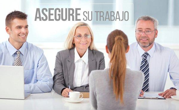 La buena presentación, la amabilidad y un currículum sencillo son claves para tener éxito en su entrevista de trabajo.